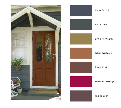 Door color meanings door color meanings inspiration 14 What front door colors mean